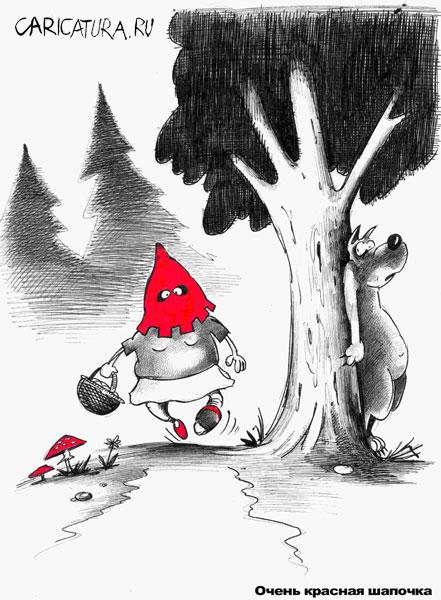 Блогру - master-of-light - красная шапочка